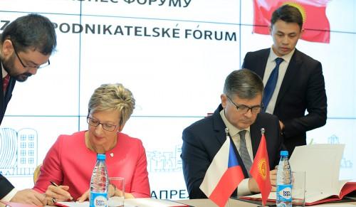 Obrázek k aktualitě 8.4.2019 - 12.4.2019 se uskutečnila Podnikatelská mise do Uzbekistánu a Kyrgyzstánu