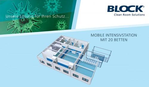 Obrázek k aktualitě Aktuell bieten wir an: Mobile Intensivstationen
