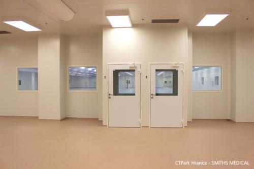 Obrázek k referenci CTPark Hranice - SMITHS MEDICAL Hranice