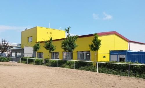 Obrázek k aktualitě Bioveta a.s., Ivanovice na Hané, Tschechische Republik - Halle zur Herstellung von Sera in der BSH (Bioveta Serum Hall)