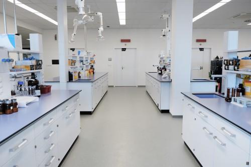 Obrázek k aktualitě Laboratories for Synthon, Blansko, Czech Republic